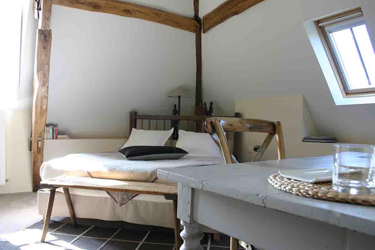Les chambres de notre petit hotel de charme dans le perche for Hotel design 2h de paris